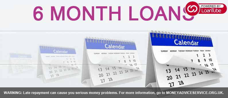 6 months loans