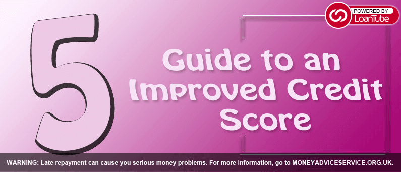 Improved Bad Credit Score