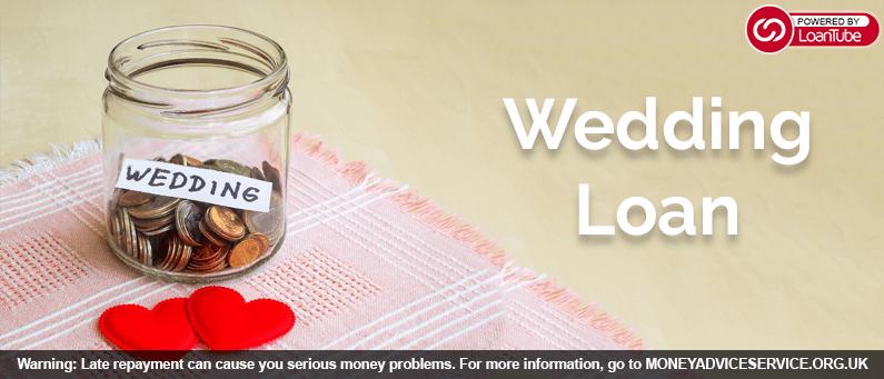 Wedding Loans in the UK