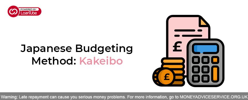 Japanese Budgeting Method: Kakeibo