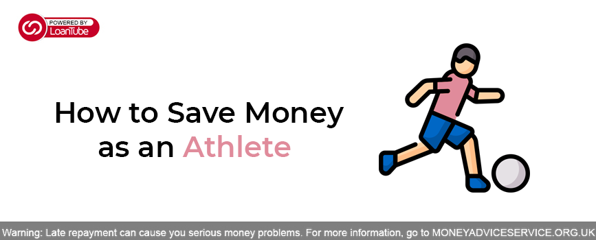 How to Save Money as an Athlete