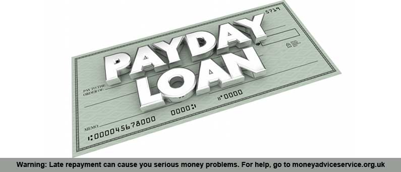 Payday Cash Loans