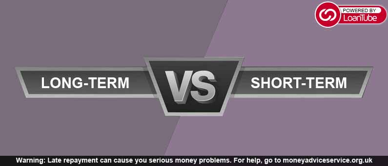 Comparison Between Long-term and Short-term Financing